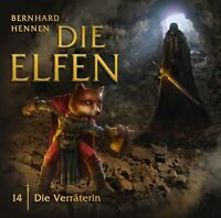 DIE ELFEN - 14:DIE VERRÄTERIN   CD NEU