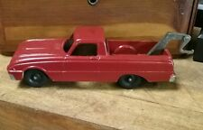 Hubley 403 Ford Falcon Ranchero Pickup Truck with Tow Arm Hook Boom