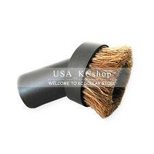 New Vacuum Cleaner Attachment Dust Dusting Brush Tool 32mm Round Soft Bristle
