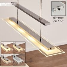 Lampe à suspension LED Lustre Lampe de corridor Lampe pendante Plafonnier 185368