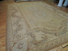 Attractive Oversize/Palace  French Aubusson Style Area Rug 12x16 Oriental Area