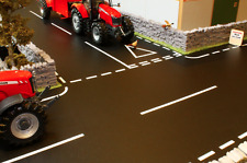 BRUSHWOOD TOYS 1:50 SCALE T-JUNCTION ROAD JTD1003 (MIB)