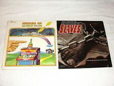 "(2) SEALED LP's - Gary McFarland ""Butterscotch Rum"" , ""Slaves"" 1070's Jazz/Rock"