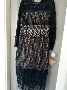 Miss selfridge maxi dress 14