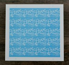 Mint Sheet Of 20 Forever Stamps # 5155 Love Skywriting