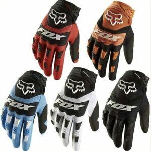 FOX Dirtpaw Glove Cycling MTB KTM Fishing TLD 100% Motorcycle Motocross Bike