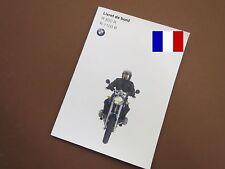 BMW r850r r1100r livret de bordo Instruction Manual