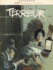 TERREUR 01 (REEKS GETEKEND) - Follet / Duchateau
