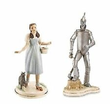 Lenox Tin Man Dorothy Toto Figurines Set of 2 Wizard Of Oz Oil Can New In Box