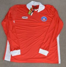 NWT Chile Seleccion de Futbol Soccer Football L/S Jersey 2XL