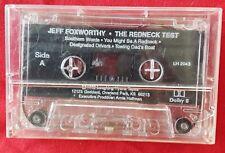 Jeff Foxworthy The Redneck Test Cassette Tape
