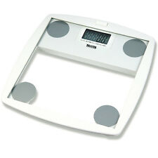 Tanita Digital Glass Bathroom Scales HD-355 in White Brand New In Box Model 355