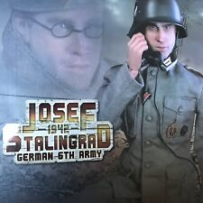 DID, DRAGON 3R  ACTION FIGURE GERMAN JOSEF  1/6 12''