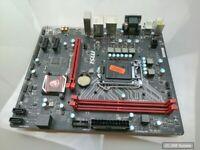 MSI Mainboard H110M GAMING LGA1151 max 32GB 2x DDR4 2x PCIe 1x PCIe x16 NEUW.