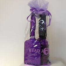 HEAD JOG PURPLE 4 PIECE CERAMIC BRUSH SET