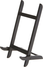 "Bard's Folding Black Wood Stand, 9.5"" H x 5"" W x 5"" D (Pack of 12)"