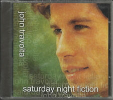 JOHN TRAVOLTA Saturday Night Fiction CD Can't Let you Go LIMITED EDITION SEALED