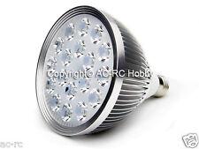 85-265V 18W Actinic Blue LED E27 Spot Light