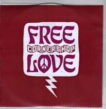 (BR376) Cornershop, Free Love - DJ CD