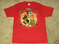 Five Finger Death Punch Bomber Girl S, M, L, XL, 2XL Red T-Shirt
