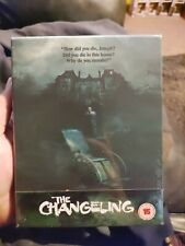 The Changeling blu-ray Limited Edition LE Second Sight OOP