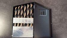 NEW Norseman CTD 58660 25pc SP-25M Metric Jobber Drill Bit Set 1mm-13mm