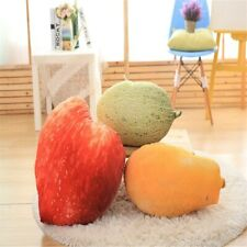 New 3D Simulation Fruit Pillow Decorative Cushion Throw Pillow Home Suppliers