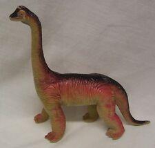 "Brontosaurus Or Brachiosaurus Dinosaur 8"" Plastic Toy Figure"