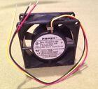 Papst 8314/19H 80mm x 32mm Fan 24V DC 3 Wire Bare Leads 80x32mm Made in Hungary