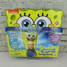 "SpongeBob SquarePants Spongeheads 21"" Tall Inflatable Character Head"