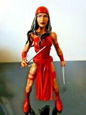 Spider-man Marvel Legends Series 6-inch Elektra Action Figure~