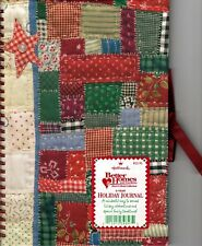 Better Homes & Gardens 5 year Holiday Keepsake Journal by Hallmark - New