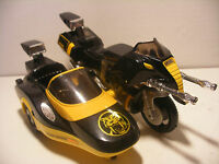 1993 Bandai Sentai POWER RANGERS MIGHTY MORPHIN Battle Bike MAMMOTH Sidecar MMPR