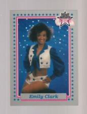 1992 Enor Dallas Cowboys Cheerleaders #11 Emily Clark card