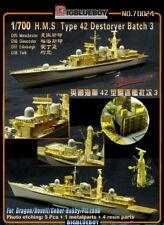 Bigblueboy PE 1/700 H.M.S Type 42 Destoryer Batch 3 (for Dragon) 70024
