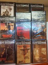 PELICULA DVD PACK CLINT EASTWOOD 11 TITULOS PRECINTADAS