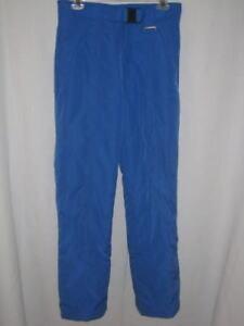 Obermeyer Blue Vintage Sweden Ski Pants Men's S