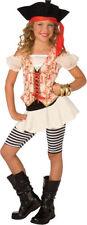 Morris Costumes Childrens Girls Pirate Swashbuckler Dress 12-14. LF4007LG