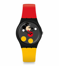 Swatch X Damien Hirst Spot Mickey Disney Limited - only 1999 in the world