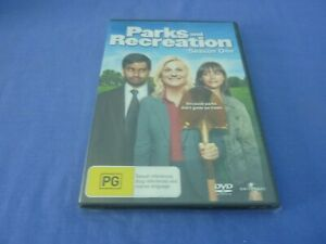 Parks And Recreation DVD Season One 1 R4 New Sealed Free Postage