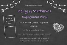 Engagement Greeting Cards and Invitations