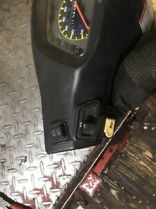 Suzuki Ap50 Scooter Clocks And Surround Switches Only 1k Done