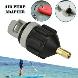1x double seal 8-groove air valve for inflatable boat raft dinghy kayak canoe JM