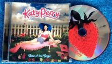 KATY PERRY / ONE OF THE BOYS - CD (printed in EU 2008) NEAR MINT