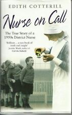 edith cotterill, nurse on call, Like New, Paperback