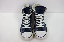 Converse High Top Size EU 34 UK 2 Blue GRADE B AC065