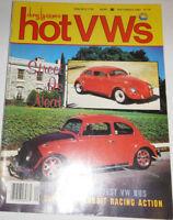 Dune Buggies And Hot VWs Magazine Super VEE & Rabbit September 1981 080514R1
