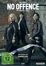 3 DVD-Box ° No Offence ° Staffel 1° NEU & OVP