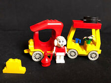 Lego 3641 Fabuland Camper Paulette Poodle complete von 1985