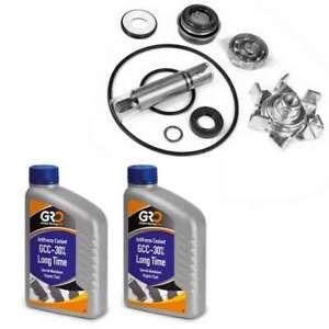 Pack réparation pompe à eau Yamaha TMAX T MAX 2001-2007 + 2L liquide Motul